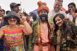 Unusual and bizarre competitions in pushkar mela