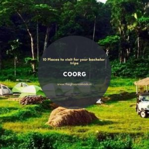 Layback amongst mystic weather and scenery at Coorg, Karnataka. Give a throwback to your memories on the way of creating new ones.