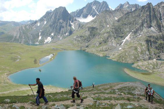 Tarsar Marsar Lake