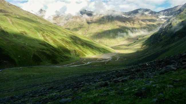 Pin Bhaba Pass