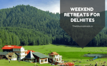 Places to visit near delhi during weekends