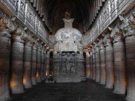 Image of Ajanta Caves, India