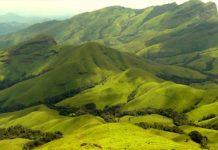 Mesmerizing hills and verdant valleys