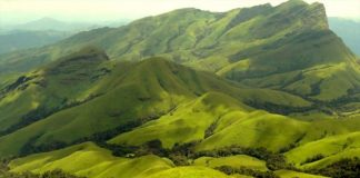 Mesmerizing hills and verdant valleys